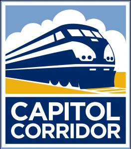 Amtrak/ Capitol Corridor logo
