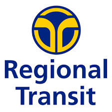 Sacramento Regional Transit/ Light Rail logo